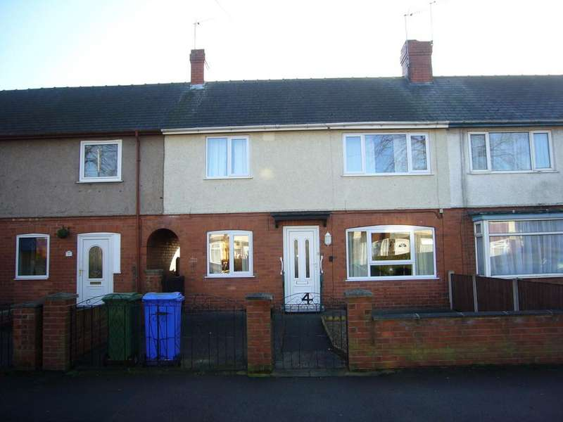 2 Bedrooms Terraced House for sale in 4 Kent Road, Goole