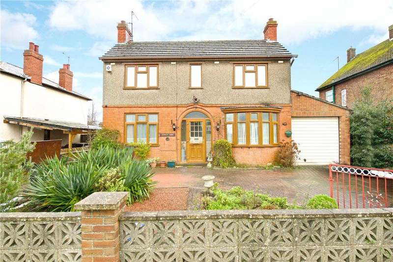 4 Bedrooms Detached House for sale in London Road, Bozeat, Northamptonshire