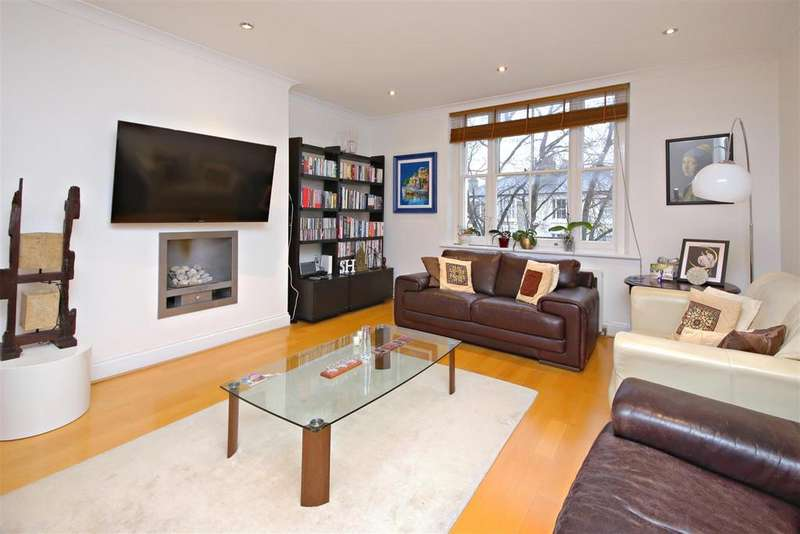 2 Bedrooms Flat for sale in Upper Park Road, London