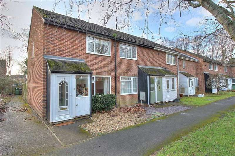 2 Bedrooms End Of Terrace House for sale in Harewood Close, Boyatt Wood, Eastleigh, Hampshire