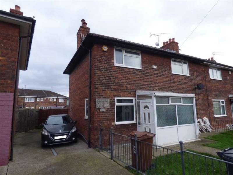 3 Bedrooms Semi Detached House for sale in St Johns Grove, Hull, East Yorkshire, HU9