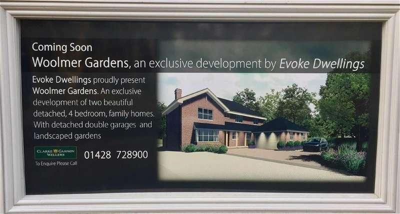 4 Bedrooms House for sale in Longmoor Road, Liphook, Hampshire, GU30
