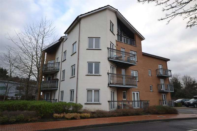 2 Bedrooms Apartment Flat for sale in Grangemoor Court, Cardiff Bay, Cardiff, CF11