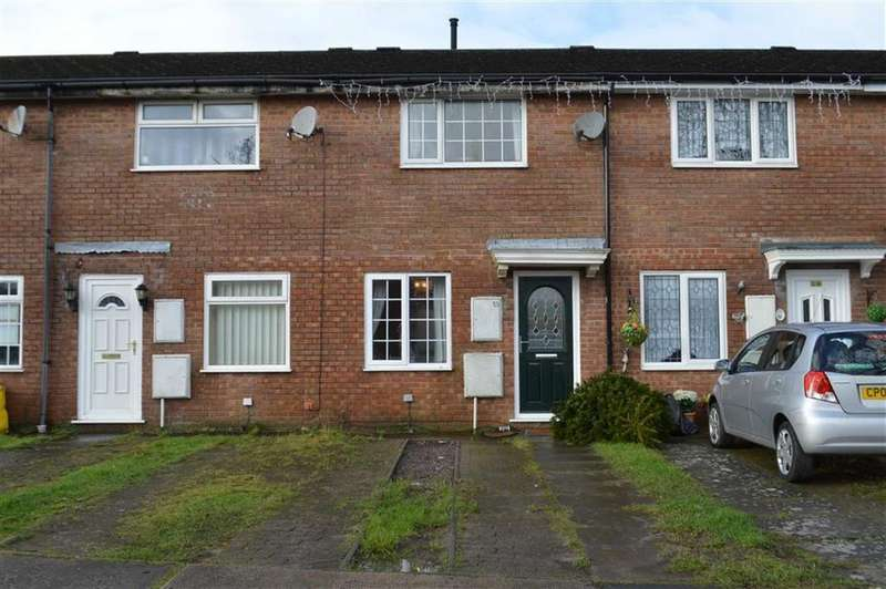 2 Bedrooms Terraced House for sale in Dale Close, Swansea, SA5