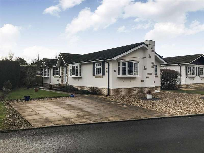 3 Bedrooms Park Home Mobile Home for sale in Willow court, Heathcote, Warwick