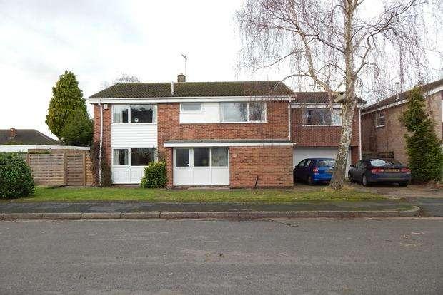 4 Bedrooms Detached House for sale in Eskdale Drive, Aspley, Nottingham, NG8