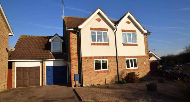 3 Bedrooms Semi Detached House for sale in Randolph Close, Maldon