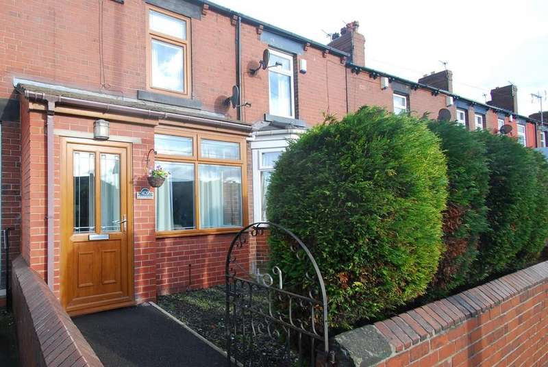 2 Bedrooms Terraced House for sale in Wakefield Road, Barnsley S71