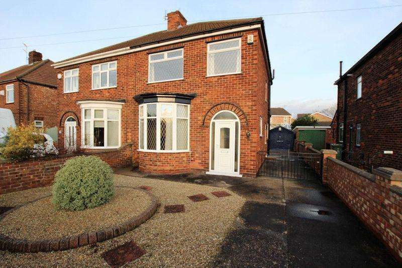 3 Bedrooms Semi Detached House for sale in DUGARD ROAD, CLEETHORPES