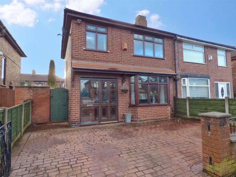 3 Bedrooms Semi Detached House for sale in Whitegate Road, South Chadderton, Oldham, OL9
