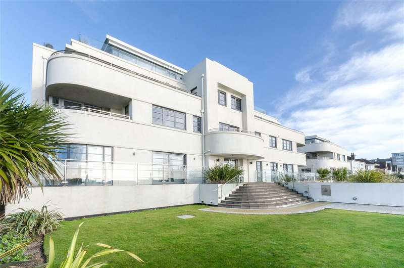 3 Bedrooms Apartment Flat for sale in Vista Mare West, 44 West Parade, West Worthing, BN11
