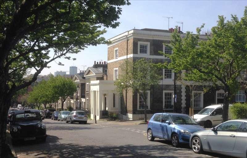 1 Bedroom Flat for sale in Wharton Street, Bloomsbury, London, WC1X