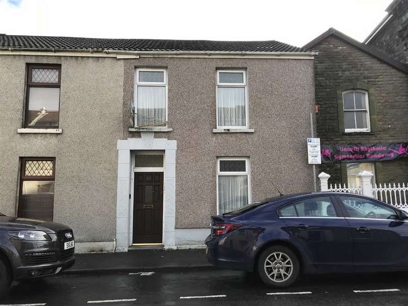 3 Bedrooms Terraced House for sale in Lakefield Road, Llanelli