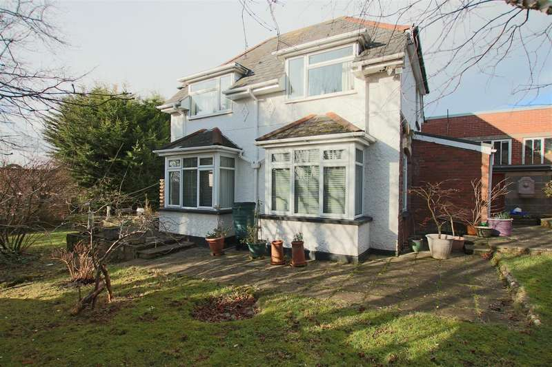 3 Bedrooms Detached House for sale in Salters Road, Exeter