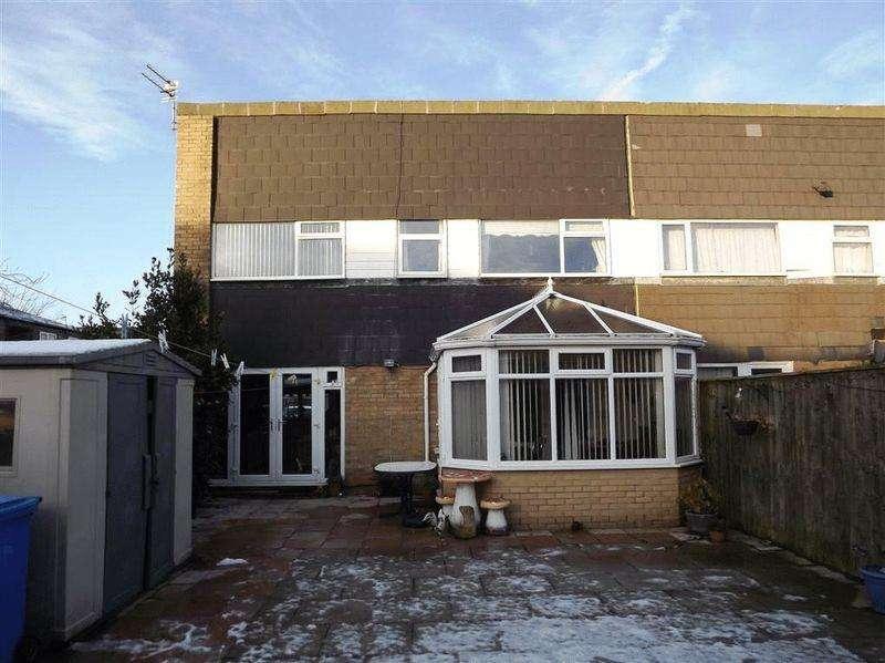 3 Bedrooms End Of Terrace House for sale in Longridge Way, Cramlington