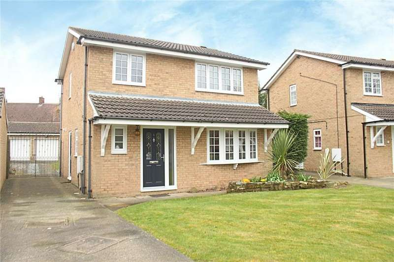 4 Bedrooms Detached House for sale in Worsley Close, Eaglescliffe