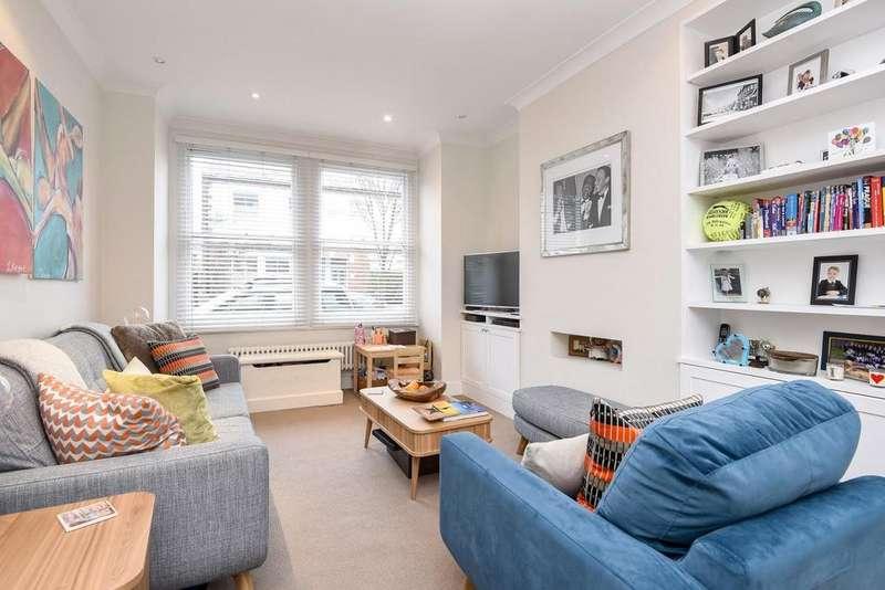 4 Bedrooms Terraced House for sale in Longfield Street, Southfields