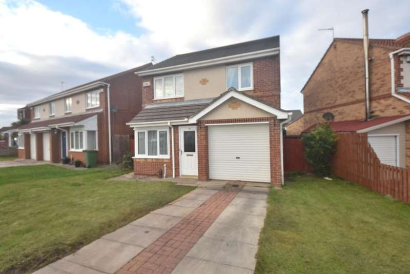 3 Bedrooms Detached House for sale in Kirkwood Drive , Redcar TS10