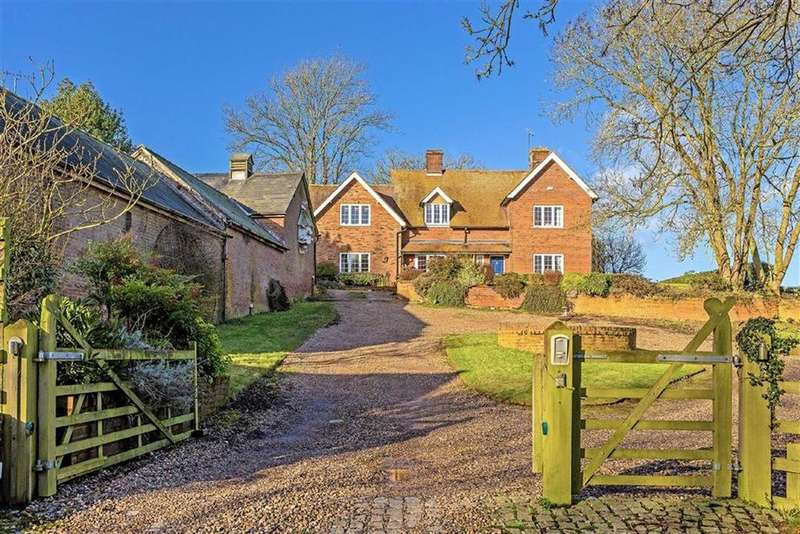 5 Bedrooms House for sale in Law Hall Lane, Whitwell, Hertfordshire