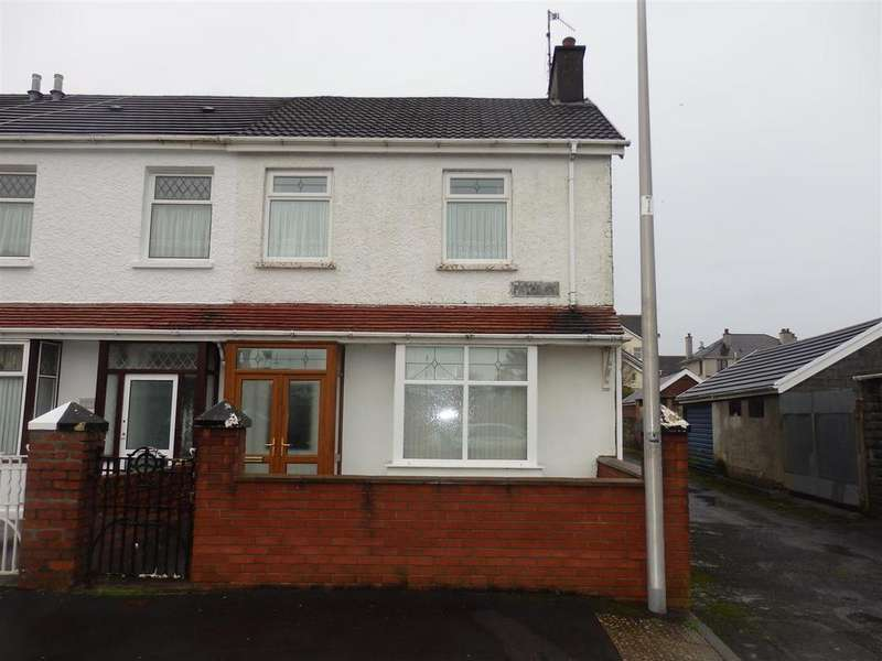 3 Bedrooms Terraced House for sale in Pryce Street, Llanelli