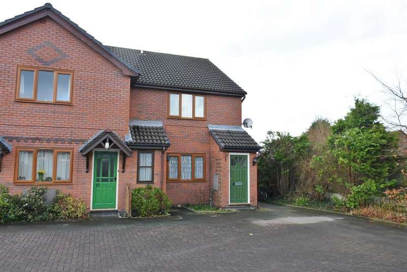 1 Bedroom Apartment Flat for sale in Warmingham Court, Warmingham Lane, Middlewich