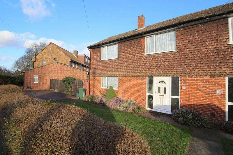3 Bedrooms Semi Detached House for sale in Foots Cray Lane, Sidcup DA14 4NP