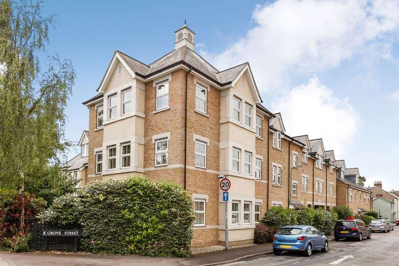 2 Bedrooms Flat for sale in Grove Street, Oxford, OX2