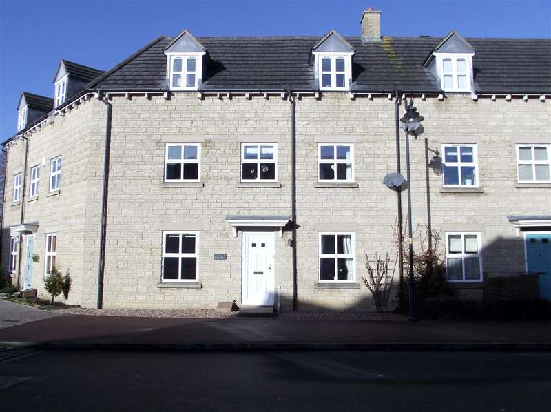 4 Bedrooms Town House for sale in Zander Road, Calne