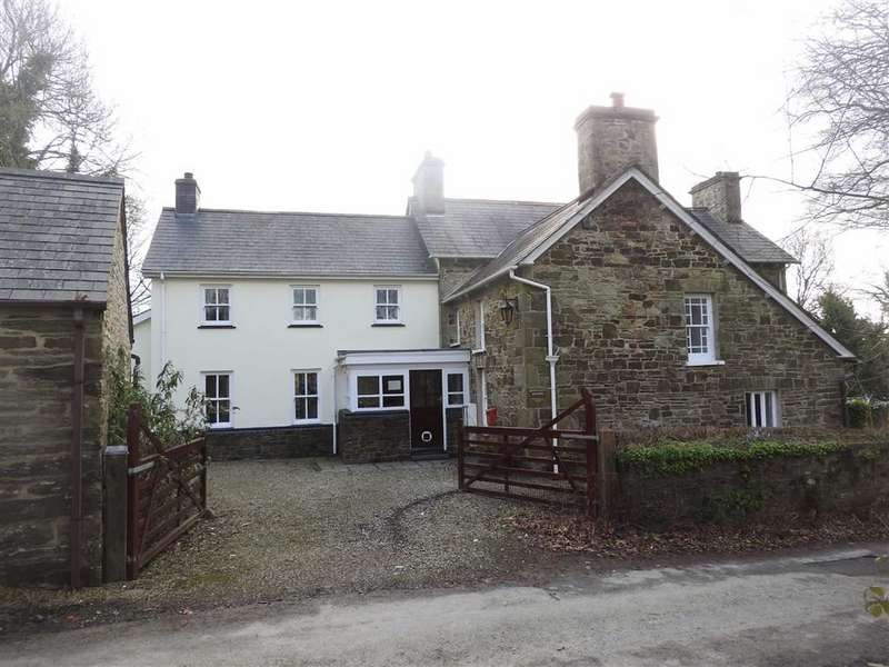 4 Bedrooms House for sale in RHYDLEWIS
