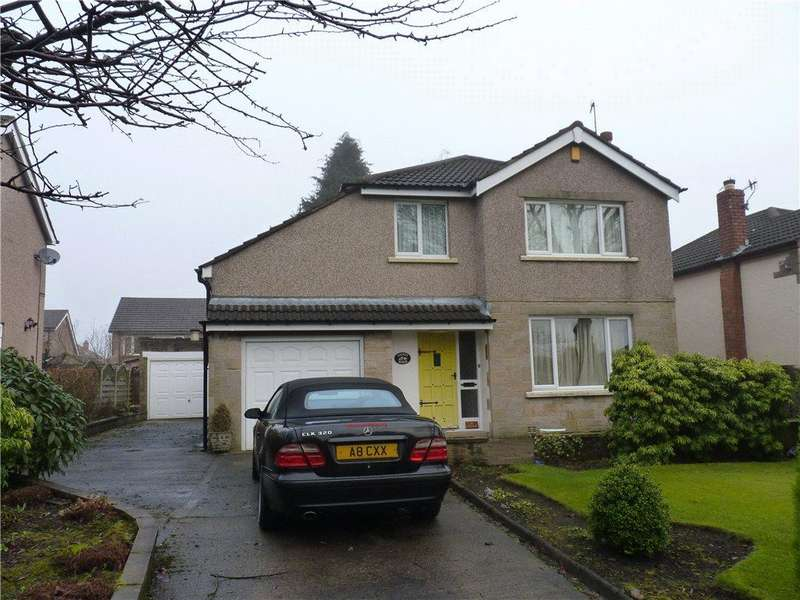 3 Bedrooms Detached House for sale in View Road, Keighley, West Yorkshire