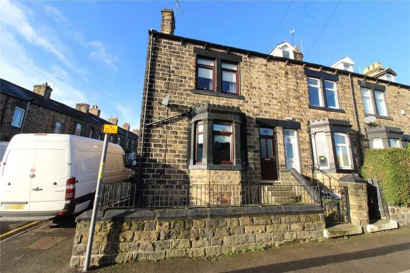 3 Bedrooms End Of Terrace House for sale in Hoyle Mill Road, Barnsley, South Yorkshire, S70