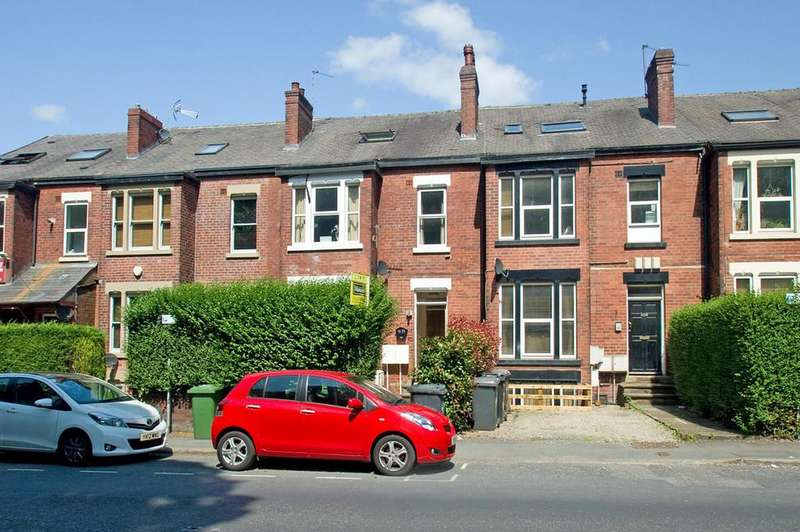 6 Bedrooms Terraced House for sale in Meanwood Road, Meanwood, Leeds 7