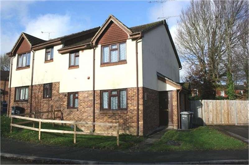 1 Bedroom End Of Terrace House for sale in Coxbridge Meadow, Farnham, Surrey