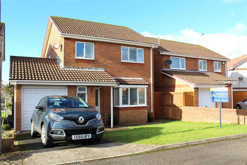 3 Bedrooms Detached House for sale in Tudor Court, Murton