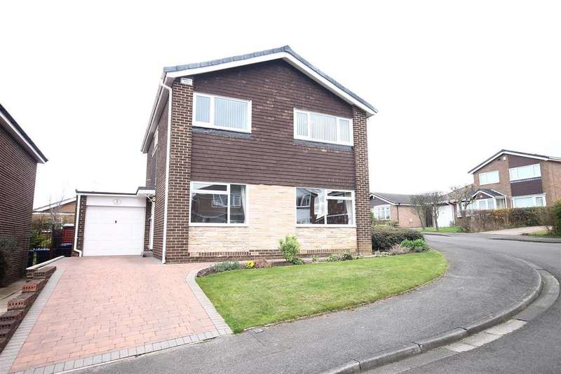 4 Bedrooms Detached House for sale in Lamonby Close, Nunthorpe, Middlesbrough