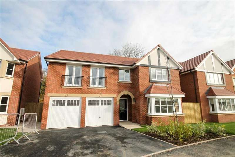 5 Bedrooms Detached House for sale in The Melton, Hilltop Grange