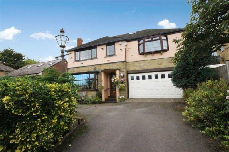 3 Bedrooms Detached House for sale in Bradford Road, Oakenshaw, West Yorkshire