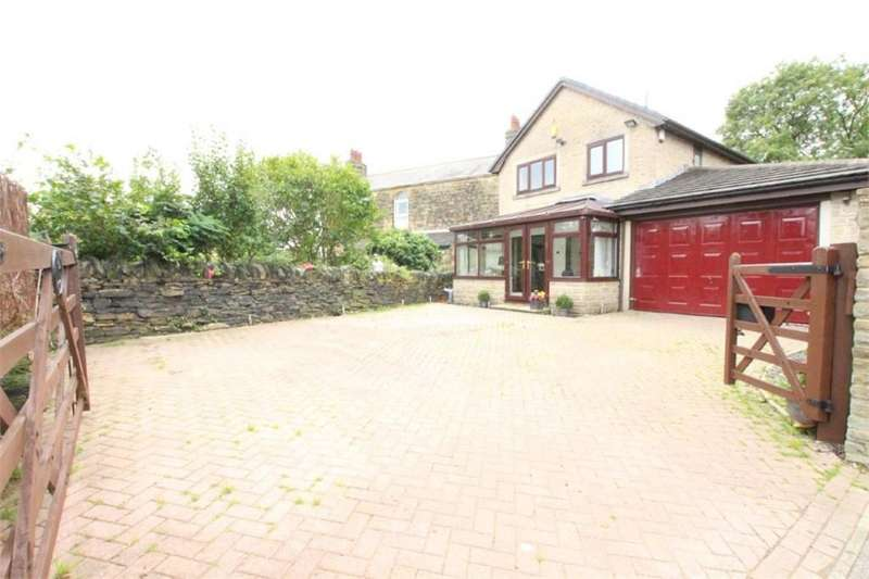3 Bedrooms Detached House for sale in Swincliffe Crescent, GOMERSAL, West Yorkshire