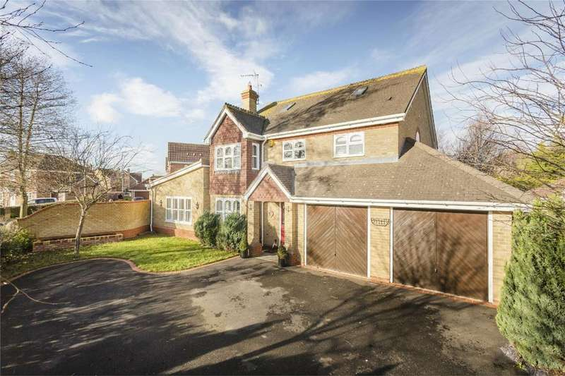 5 Bedrooms Detached House for sale in The Carpenters, BISHOP'S STORTFORD, Hertfordshire