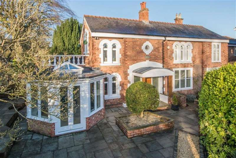 4 Bedrooms House for sale in Curzon Park North, Curzon Park North, Chester, Chester