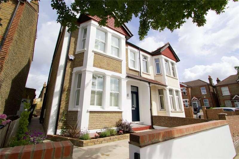 6 Bedrooms Semi Detached House for rent in Kingsley Avenue, Ealing, London, W13