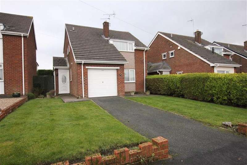 3 Bedrooms Detached House for sale in Hawthorne Avenue, Buckley