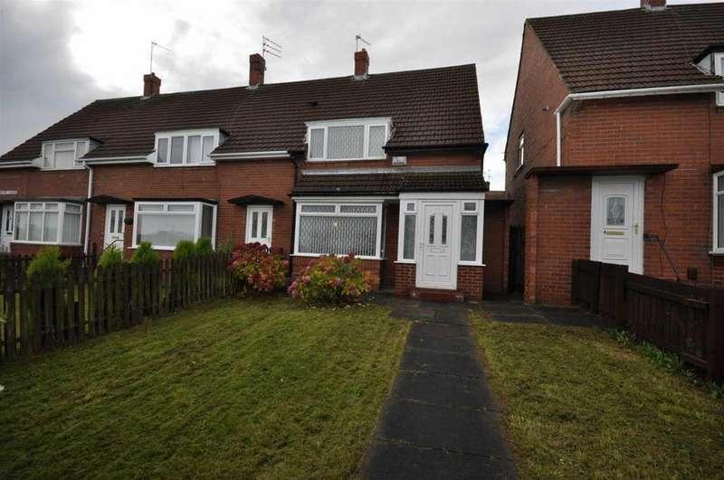 3 Bedrooms Semi Detached House for rent in Aboyne Square, Farringdon, Sunderland
