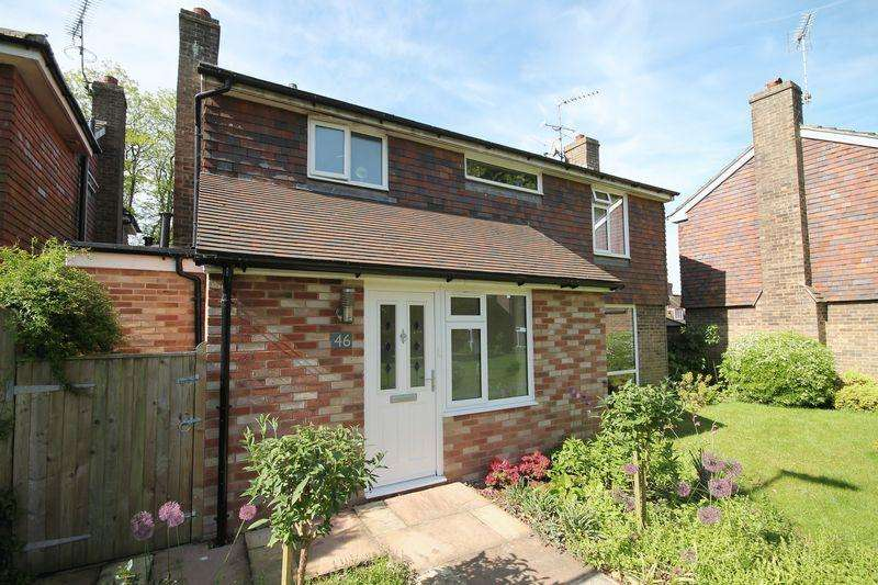 3 Bedrooms Detached House for sale in Wilmington Close, Hassocks, West Sussex,