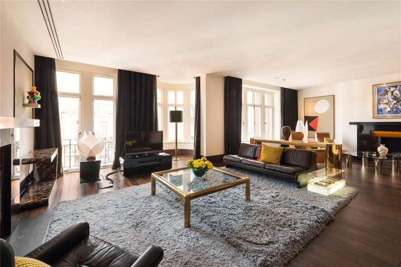 6 Bedrooms Flat for sale in Prince Edward Mansions, Hereford Road, London