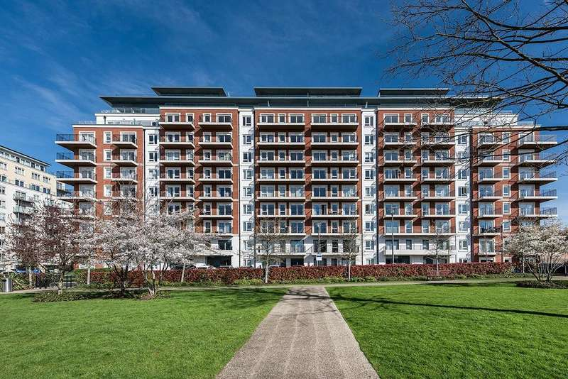 2 Bedrooms Flat for sale in Goldhawk Apartments, London