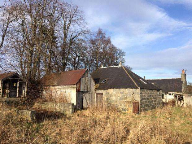 Land Commercial for sale in Millbank Croft, Sauchen, Inverurie, Aberdeenshire
