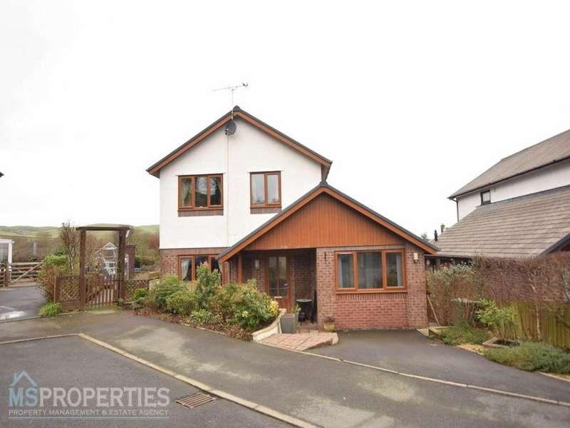 4 Bedrooms House for sale in Crugyn Dimai, Rhydyfelin, Aberystwyth