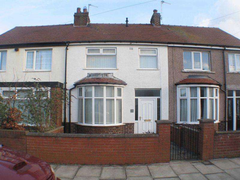 3 Bedrooms Terraced House for sale in Fairfield Avenue, Normoss