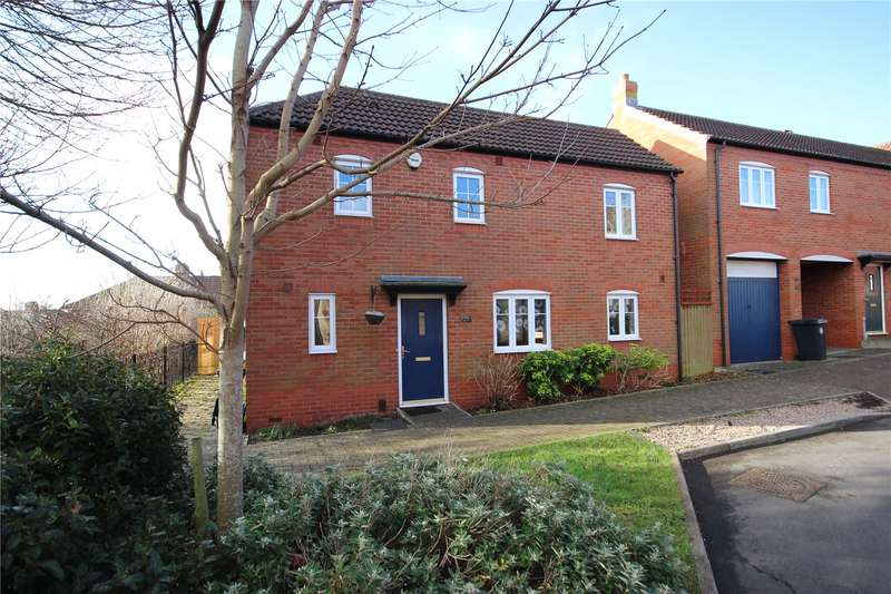 3 Bedrooms Detached House for sale in Jenny Lane Brentry Bristol BS10